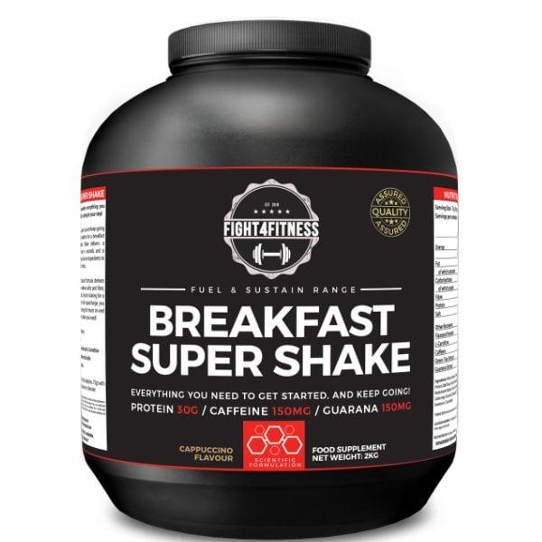 Breakfast super shake