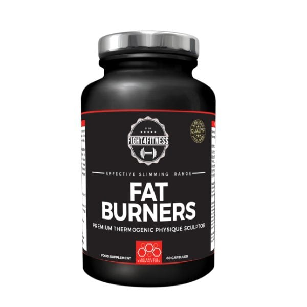 Fat burners capsules