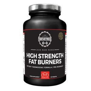 High strength fat burners