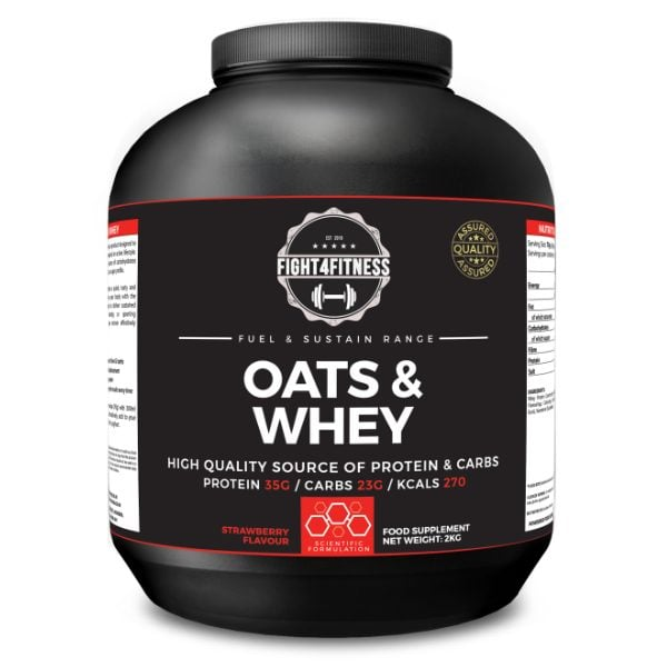 Oats and whey