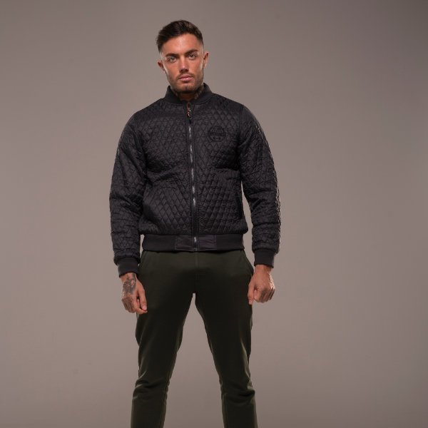 Men's Fight4Fitness Quilted Jacket