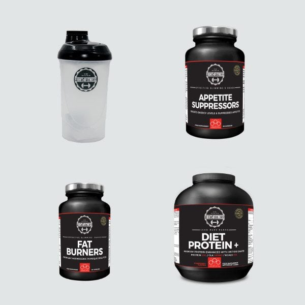 Diet supplements bundle appetite suppressors fat burners diet protein