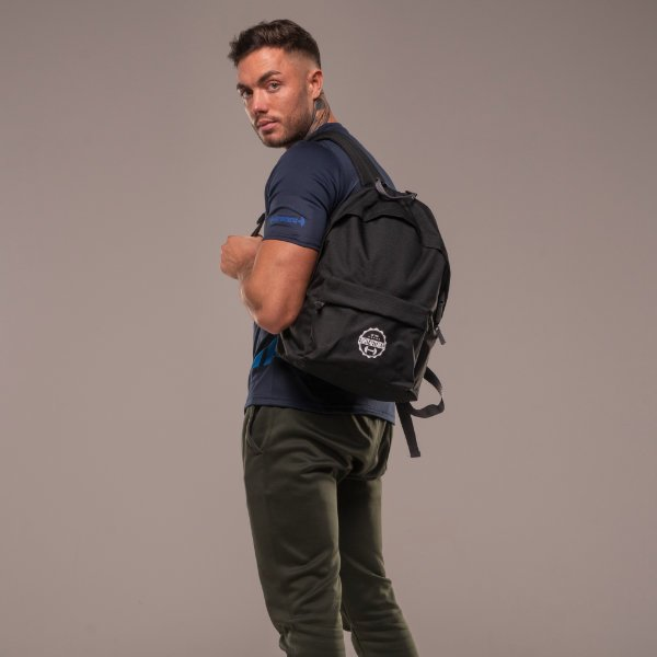 Fight4Fitness backpack